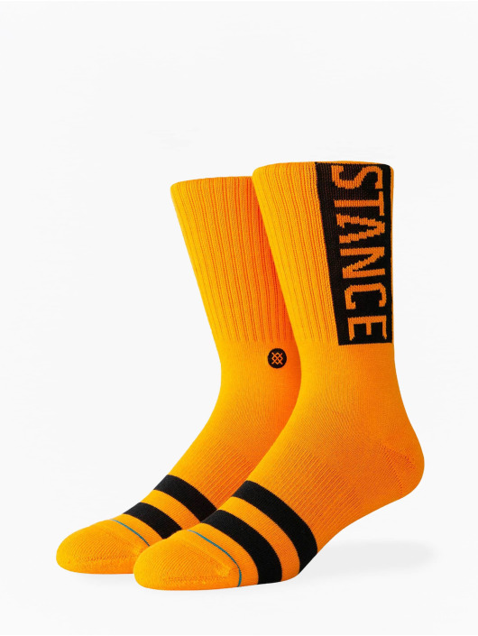 Stance Socken OG orange