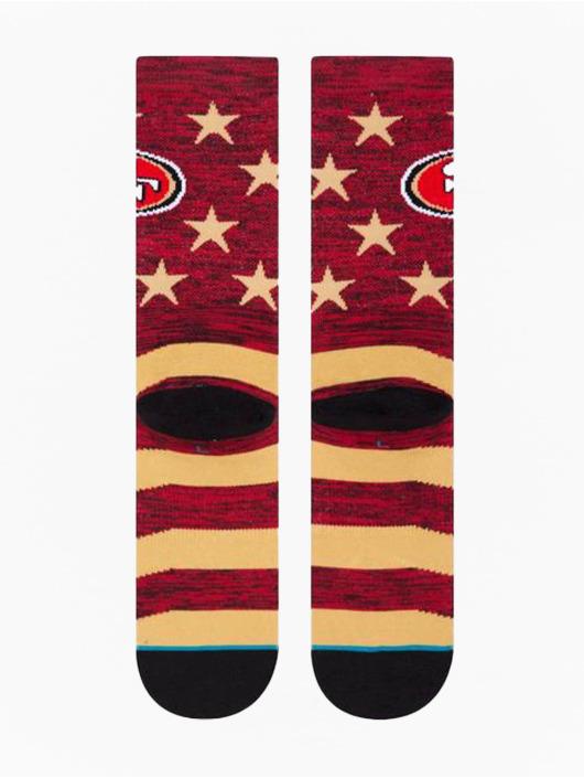 Stance Socken 49ers Banner rot