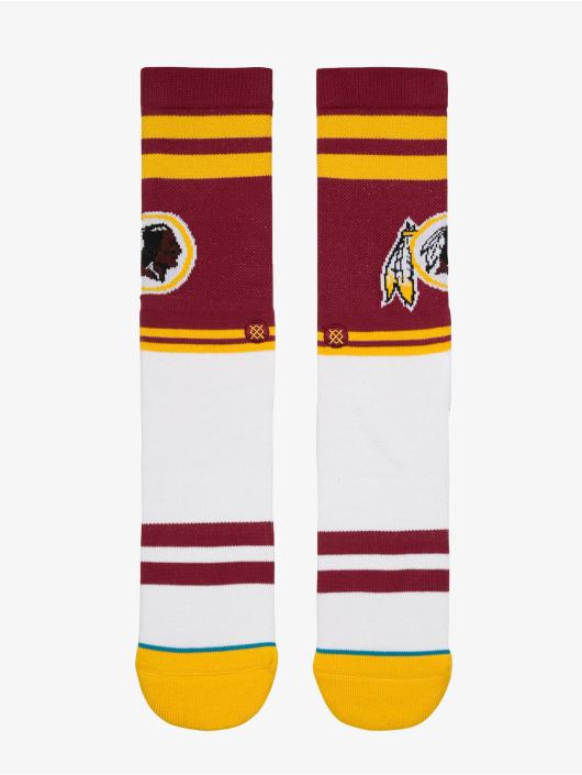 Stance Socken Redskins Logo rot