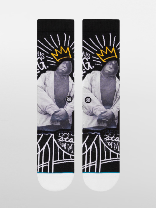 Stance Socken B.i.g. schwarz