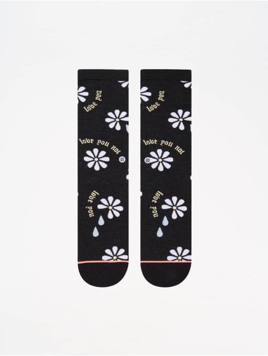Stance Socken Foundation Love You Not schwarz
