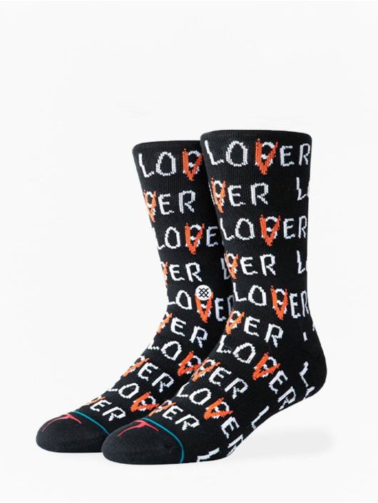 Stance Socken Lover Loser schwarz