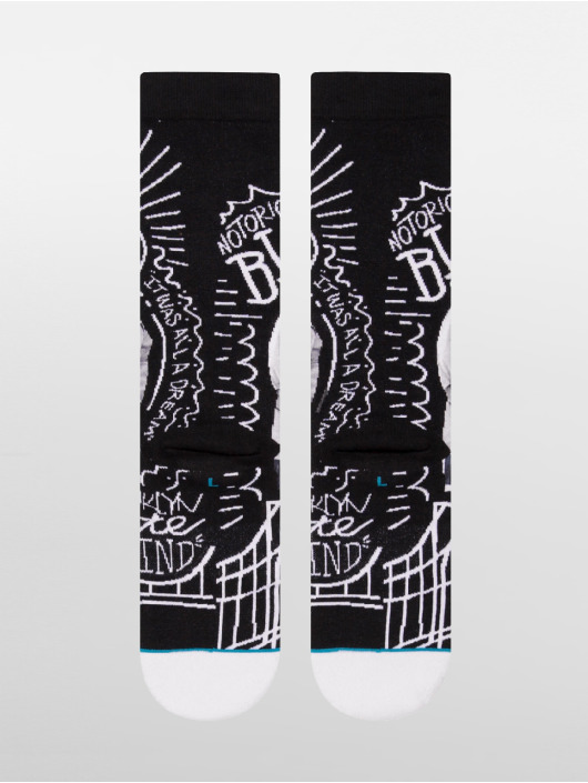 Stance Socks B.i.g. black