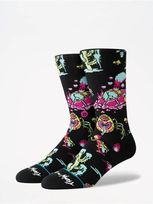 Stance Socks Foundation Crash Landing black