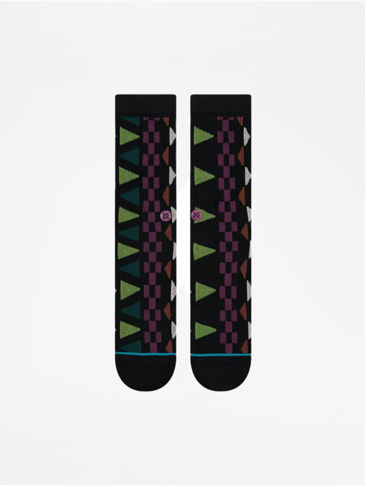 Stance Socks Foundation Aztec black