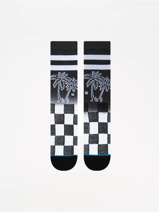 Stance Socks Foundation Dipped black