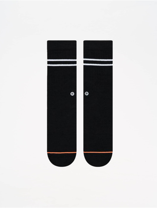 Stance Socks Uncommon Solids Vitality black