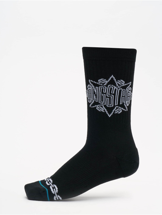 Stance Socks Gangstarr black