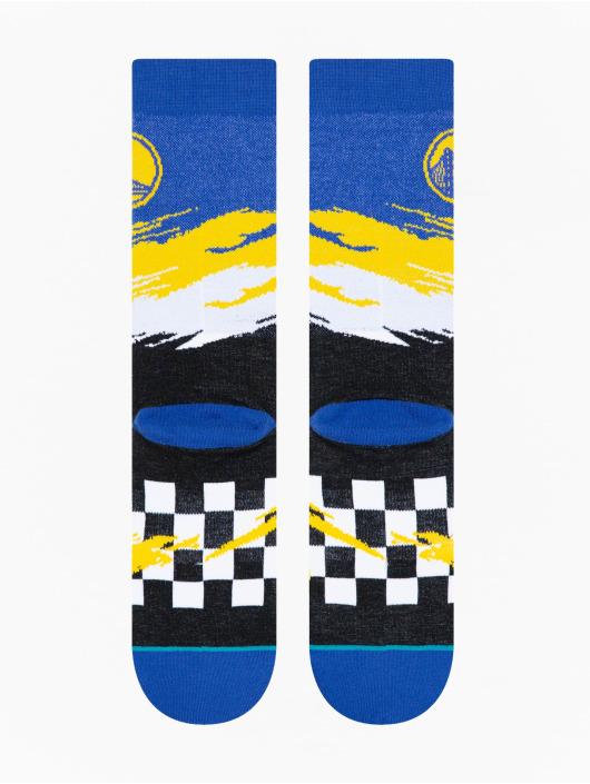 Stance Socks Warriors Wave Racer black