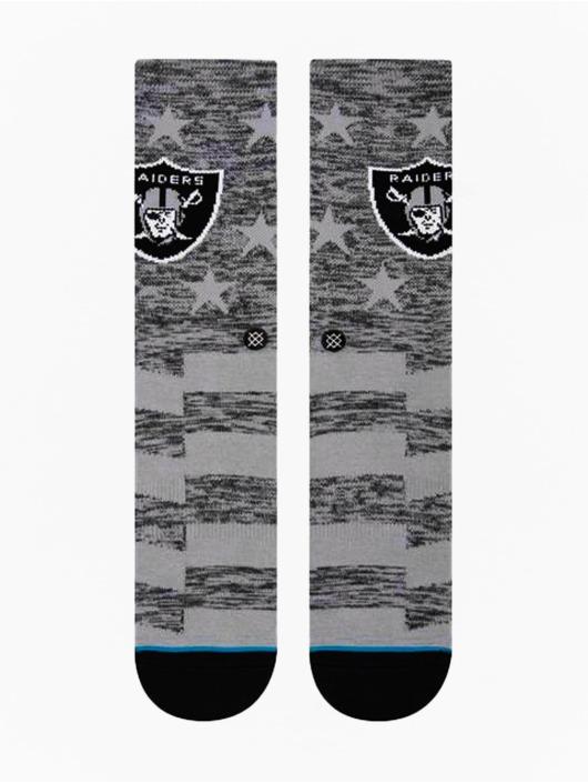 Stance Socks Raiders Banner black