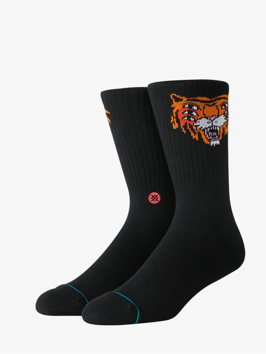 Stance Socks Cavolo Tiger Crew black