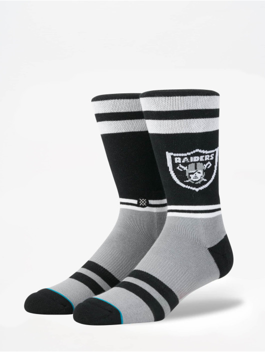 Stance Socks Raiders Logo black