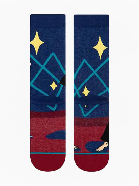 Stance Socks I Want To Dance blue