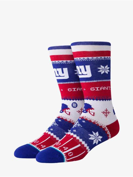 Stance Socks Giants Holiday Sweater blue