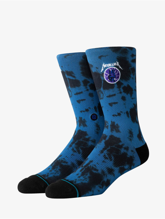 Stance Socks Ride The Lightning blue