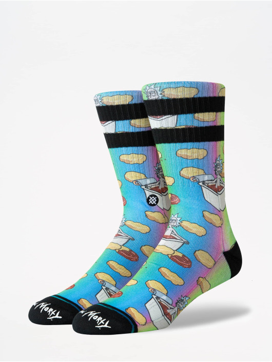 Stance Socks Foundation Dipping Sauce colored