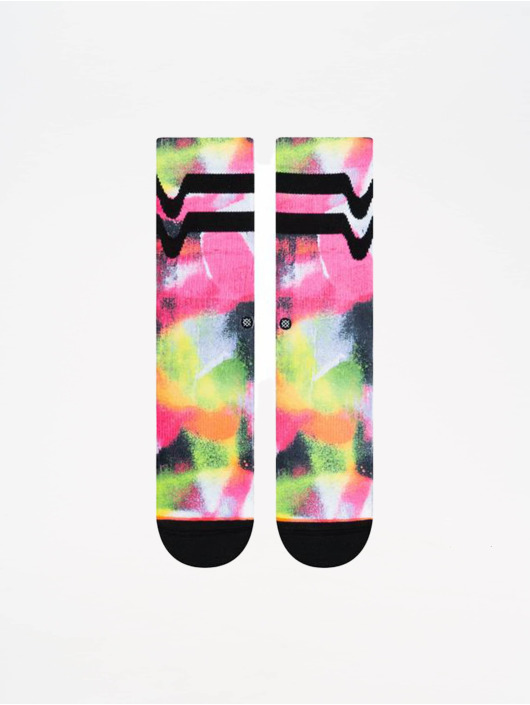 Stance Socks Foundation Tag Your It colored