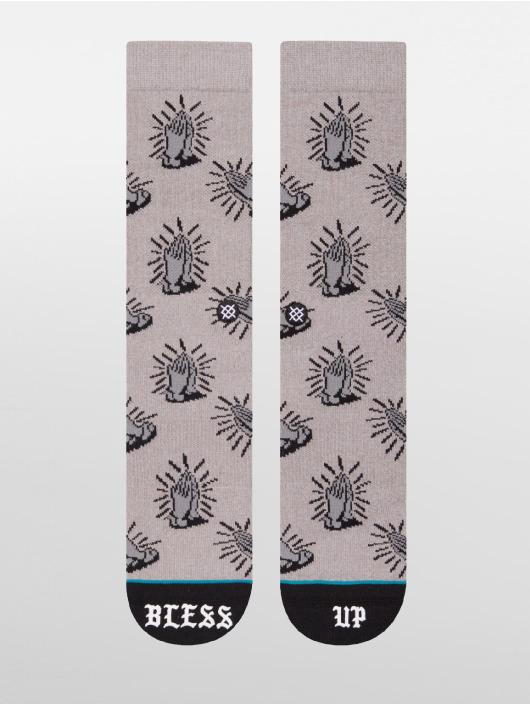 Stance Socks Bless Up gray