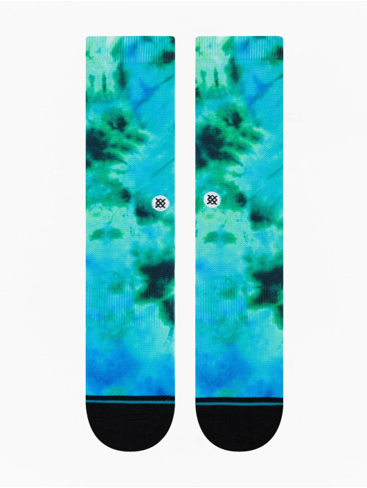 Stance Socks Space Dye green