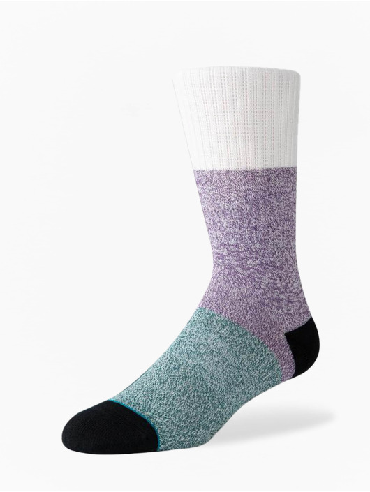Stance Socks Neapolitan purple