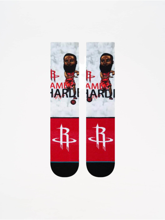 Stance Socks NBA Legends Harden Big Head red