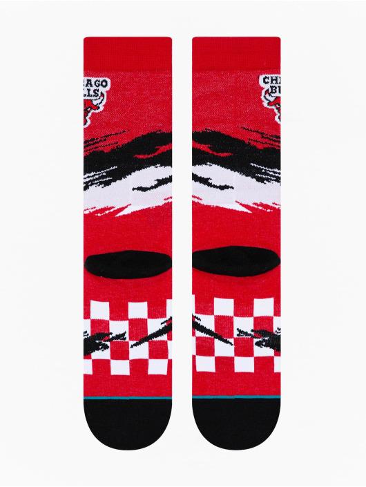 Stance Socks Bulls Wave red