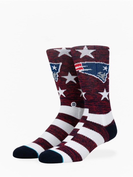 Stance Socks Patriots Banner red