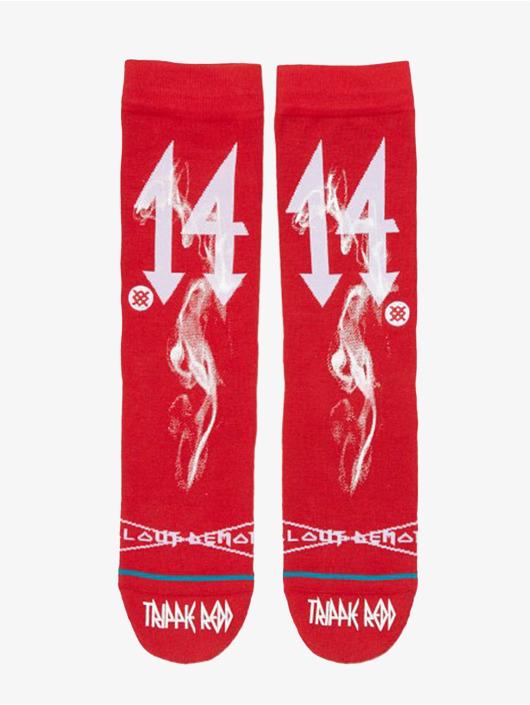 Stance Socks Trippie red