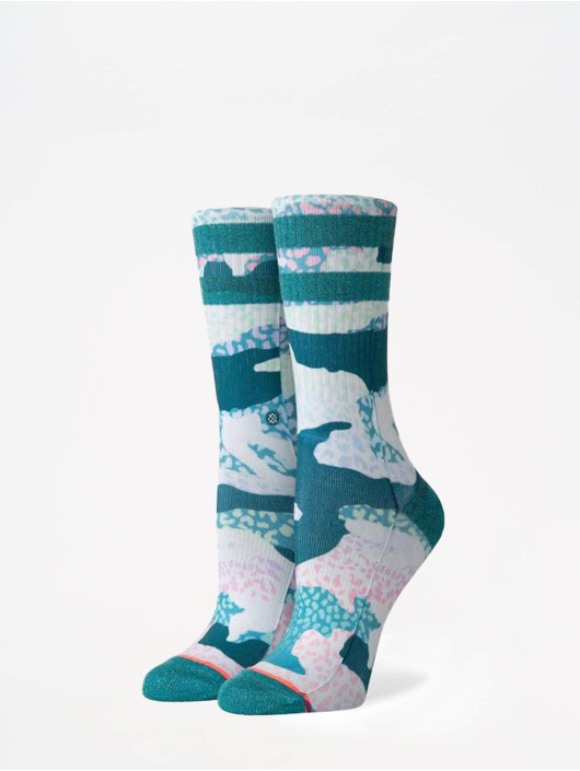 Stance Socks Foundation Frankly Crew turquoise