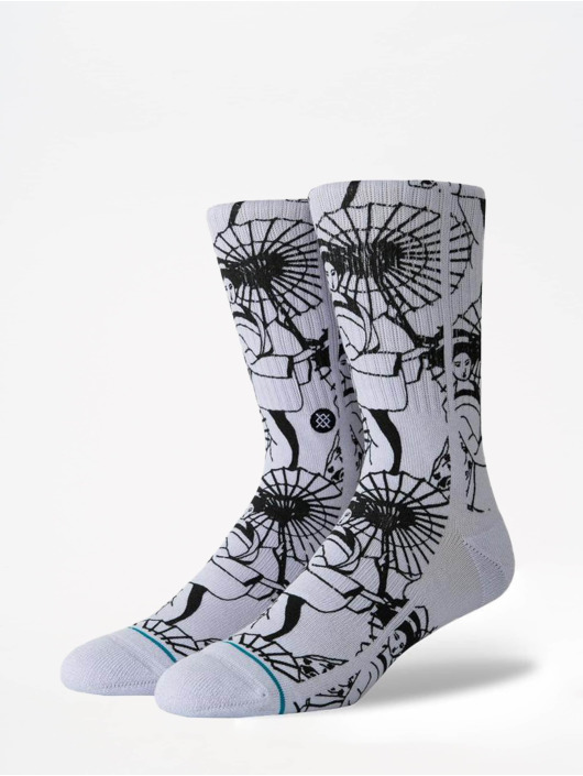 Stance Socks Lifestyle Kimono white
