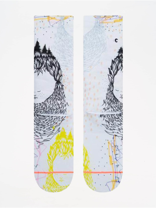 Stance Socks Foundation Whimsical white