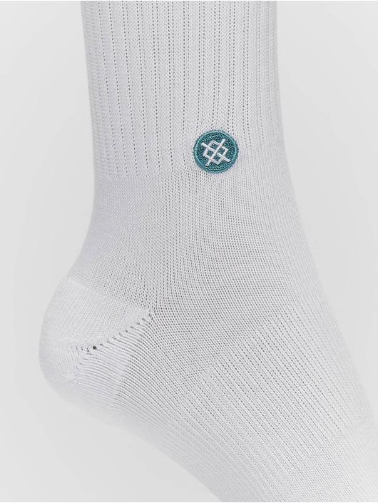 Stance Socks  white
