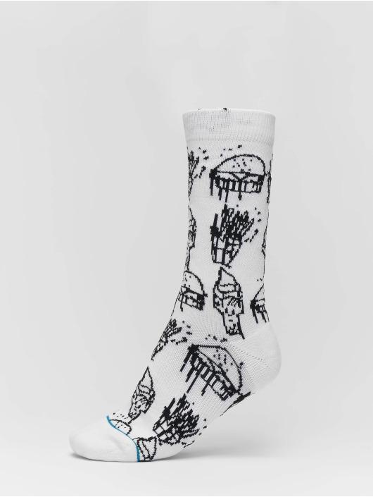 Stance Socks Delight white