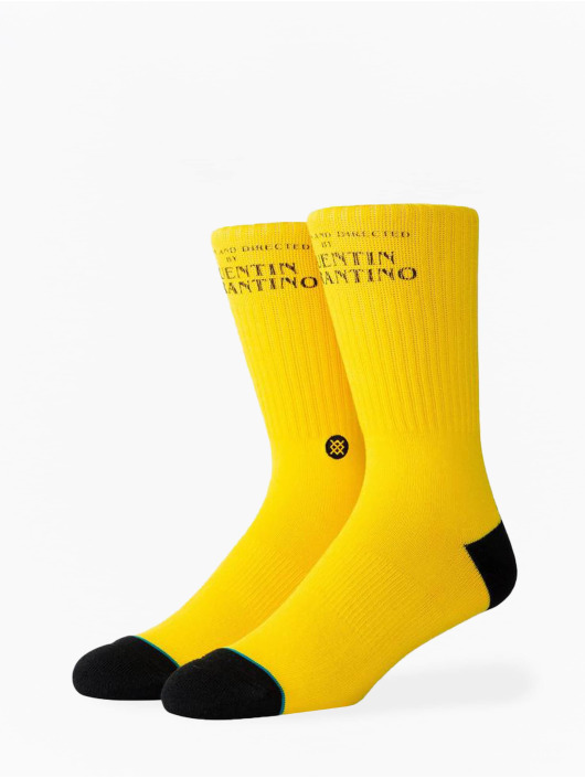 Stance Socks Kill Bill yellow