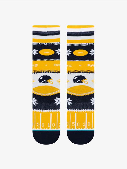 Stance Socks Rams Holiday Sweater yellow