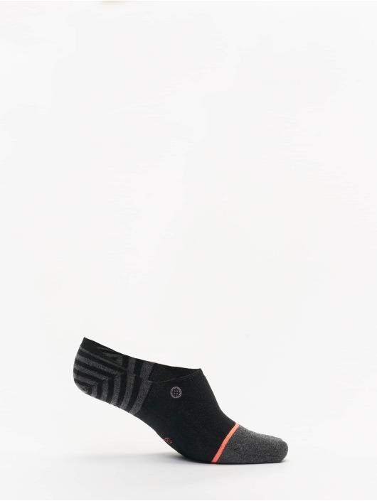 Stance Sokker Uncommon Solids Sensible 3 Pack svart