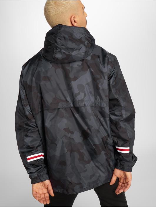 Staple Pigeon Lightweight Jacket Stripe black