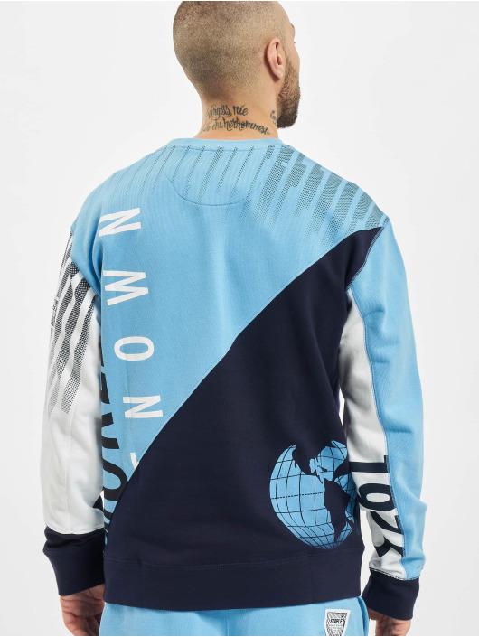 Staple Pigeon Maglia Urban Wear blu