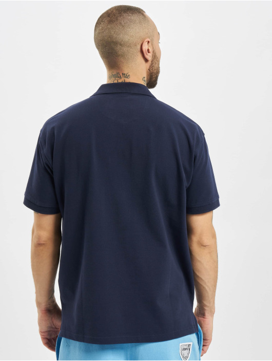 Staple Pigeon Poloshirts Urban Wear blå