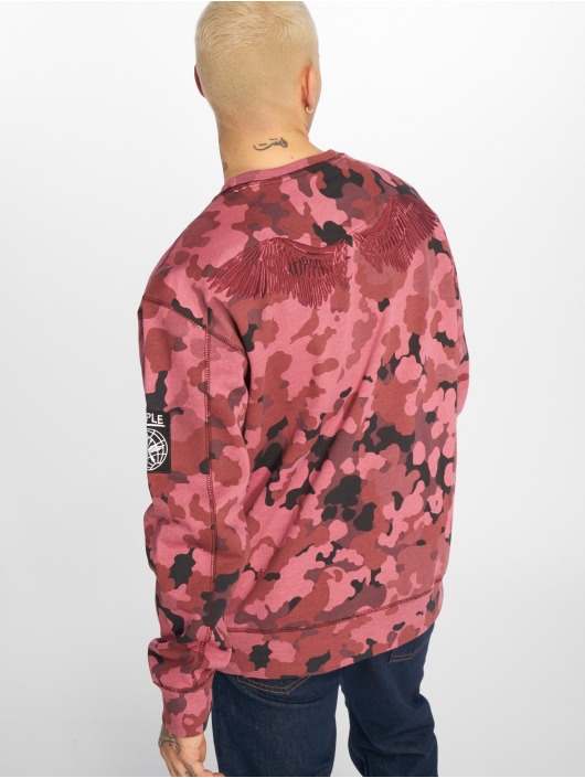Staple Pigeon Sweat & Pull Airbone camouflage