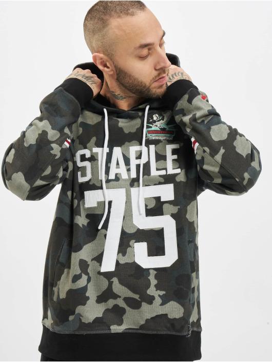 Staple Pigeon Sweat capuche Urban Wear camouflage