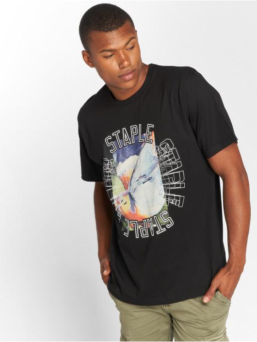 Staple Pigeon T-Shirt Layup Pigeon black