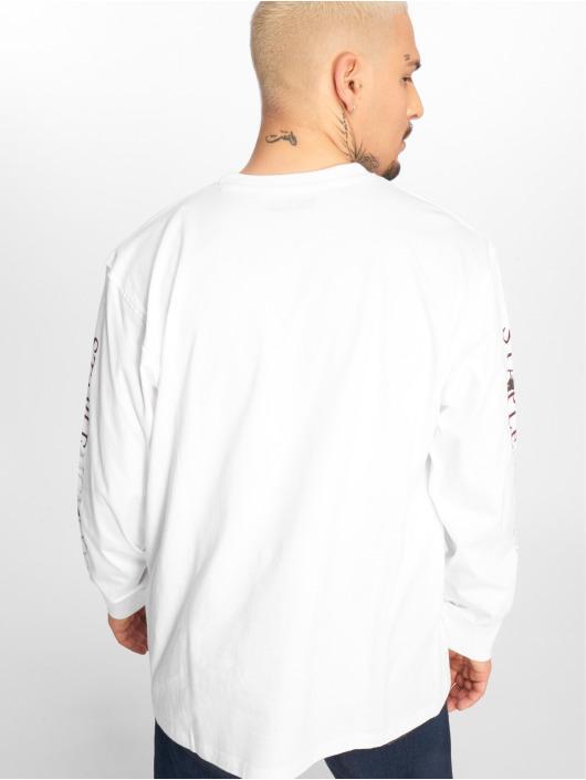 Staple Pigeon T-Shirt manches longues Coop blanc