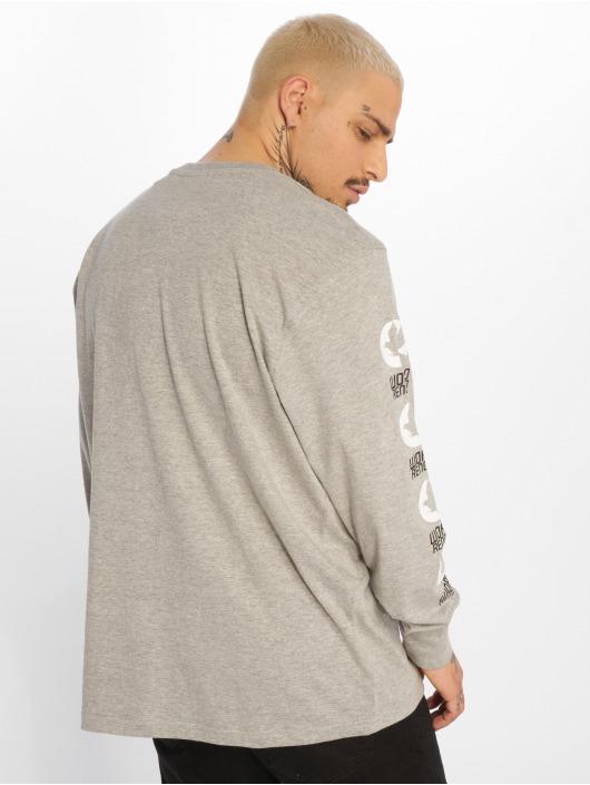 Staple Pigeon T-Shirt manches longues Good Luck gris