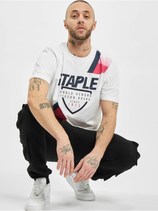 Staple Pigeon T-shirt Urban Wear vit
