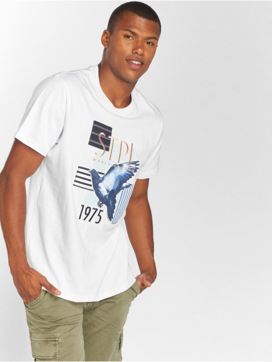Staple Pigeon T-Shirt Sport Graphic white