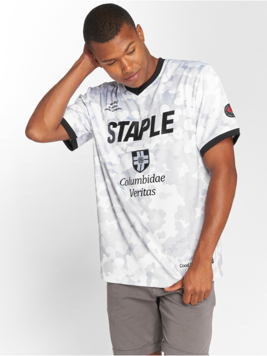 Staple Pigeon T-Shirt FC Staple Soccer Jersey white