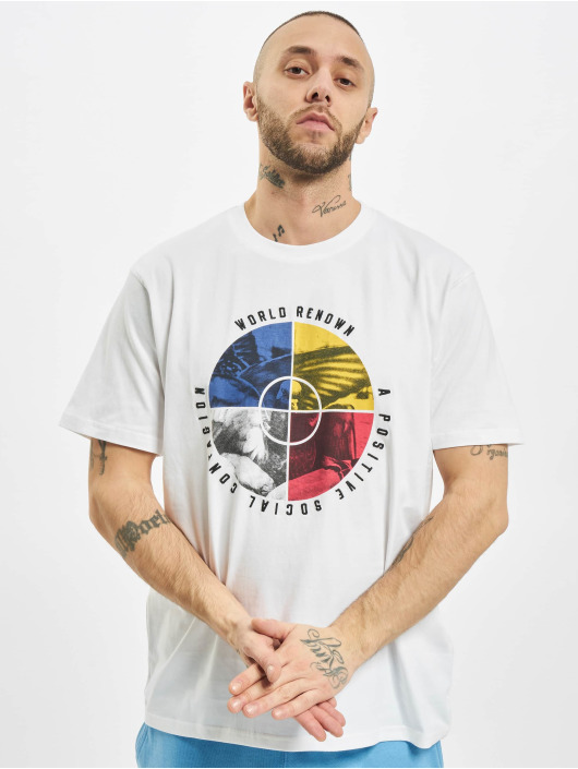 Staple Pigeon T-shirts Urban Wear hvid