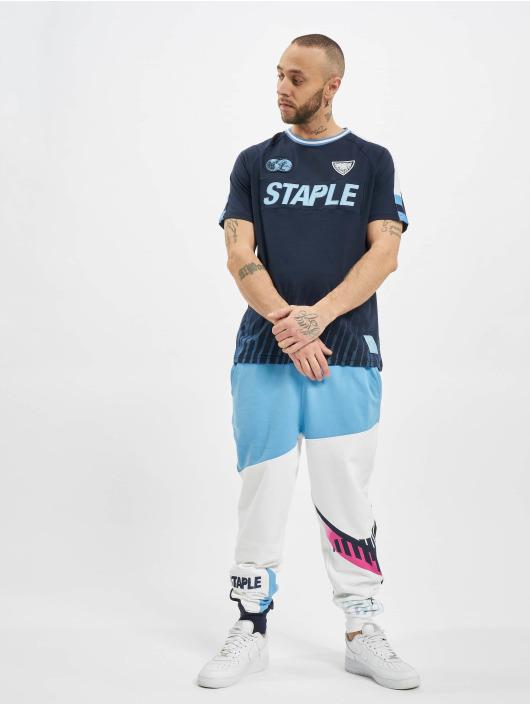 Staple Pigeon T-Shirty Urban Wear niebieski