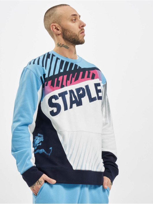 Staple Pigeon trui Urban Wear blauw
